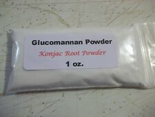 1 oz. Glucomannan Powder (Konjac Root Powder)