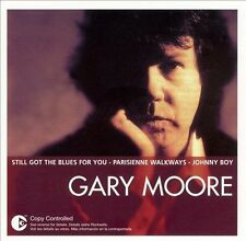 Gary Moore - The Essential Gary Moore ( Audio CD ) Import 1994 NEW