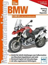 REPARATURANLEITUNG 5296 BMW R 1200 GS - ab Modelljahr 2010 Buch Enduro Reparatur