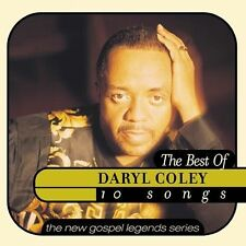 Daryl Coley - Best of Daryl Coley: Ten Songs (CD, Aug-2002, Verity)