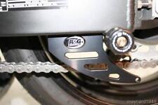 R&G Negro Puntera De Aluminio Protector De Cadena Para Yamaha YZF-R6, 2003 a 2005