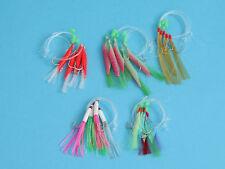 10 Stück Makrelen-Dorsch-Beifänger-Makrelenpaternoster