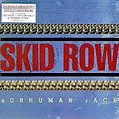 SKID ROW  SUBHUMAN RACE CD Brand New Sealed