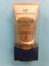 Max Factor Seamless Makeup No Visible Foundation Line SABLE #06 NEW.