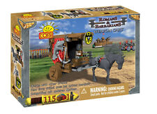 COBI - Romans & Barbarians ~ Weapon Cart 115 Piece Block Set #NEW