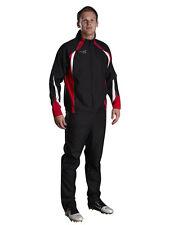 Para Hombre Fútbol Chándal Superior Pantalones de entrenamiento de adultos Kit Set Tamaño Pequeño - 4XL