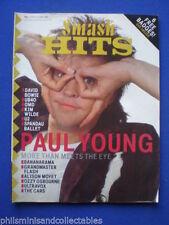 October Smash Hits Magazines