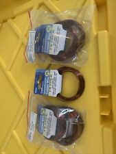 Darice Copper Wire for crafts jewery etc brown color 8 Yd x 6 rolls (Lot of 6)