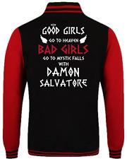 Good Girls go to heaven Varsity Jacket- inspired by Vampire Diaries Mystic Falls