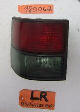 88 89 RENAULT MEDALLION DRIVER LEFT TAIL LIGHT SEDAN OUTER TAILLIGHT LR LH OEM