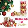 60mm Christmas Tree Ball Bauble Xmas Hanging Home Ornament Decoration Colors