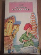 Gudule: Le fantôme du panier à linge/ Bibliothèque Rose, 1998