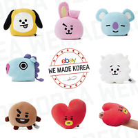 BT21 Character Basic Face Cushion Pillow 7types Official K-POP Authentic Goods