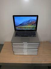 2011 MacBook Pro Lot of 10 i5 13� 320Gb Hard Drive High Sierra