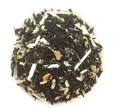 Green Tea Blended With Lemon Chamomile Natural Herbal Refreshing Chai # FL 29
