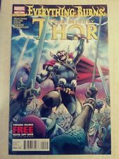 MIGHTY THOR #19 FIRST PRINT MARVEL COMICS (2012)