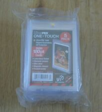 Ultra Pro 5x Frosted Border UV One-Touch 180pt Magnetic Trading Card Holder