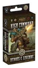 Privateer Press Warmachine High Command Heroes & Legends PIP 61009