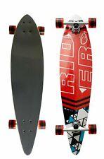 ODS 56385 Skateboard Longboard XL da 92 cm con ruote in PVC alta qualità