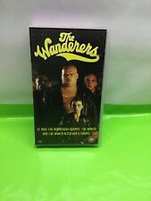 The Wanderers Vhs
