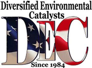 Catalytic Converter   DEC Catalytic Converters   FOR820769