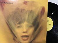 The Rolling Stones – Goat's Head Soup LP 1973 1st Press COC 5910 w/ Poster VG+