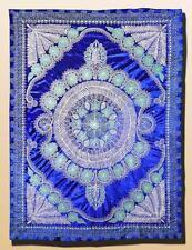 Exceptional Beautiful Uzbek Silk Embroidery Suzani Hoarfrost V3554
