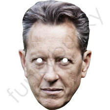 Richard E Grant Celebrity Actor Card Mask - All Our Masks Are Pre-Cut!