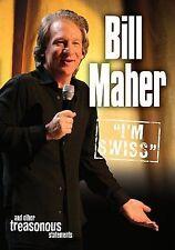 Bill Maher - Im Swiss (DVD, 2005)