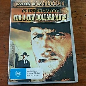 For A Few Dollars More (DVD, 2004) R4 Like New! – FREE POST
