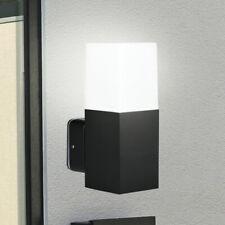 Luxus LED Außen Wand Leuchte UP Strahler ALU Garten Strahler Grundstück Lampe