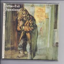 Jethro Tull AQUALUNG + 6/ORIGINAL EMI Japon MINI LP CD IAN ANDERSON TOCP - 65882