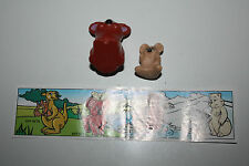 Kinder Ferrero Egg Toy K97 - 76 Great Condition  Plus Paper BPZ