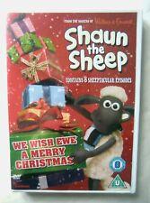 55631 DVD - Shaun The Sheep We Wish Ewe A Merry Christmas [NEW & SEALED]  20