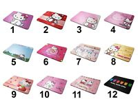 Hello Kitty Cute Cartoon PC Notebook Gaming Washable Non-Slip Mouse Pad Mat