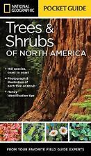 National Geographic Pocket Guide to Trees and Shrubs of North America National