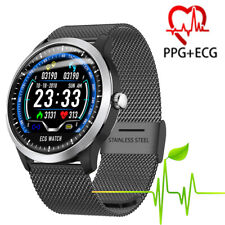 N58 Smart Watch Blood Pressure ECG Heart Rate Monitor Fitness Bracelet Wristband