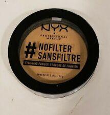 Nyx Make up Finishing powder Medium Olive Nffpo7