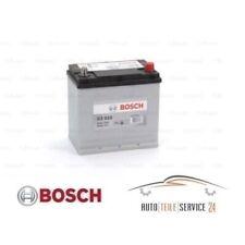 Bosch Starterbatterie S3 016 Auto batterie Akku 300A 45Ah Citroën Hyundai Rover