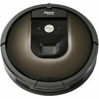 iRobot Roomba 980 Roboter-Staubsauger Schwarz WLAN beutellos R980020 TOP B-Ware