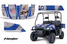 AMR Racing Polaris Ranger 500/700 UTV Graphic Kit Wrap Decal Part 04-08 TBOMB U