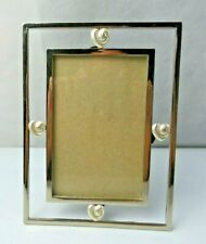 Vintage Art Deco Metal Photo Frame Tabletop