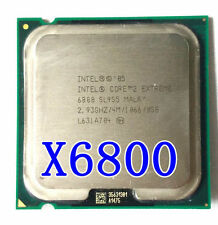Intel Core 2 Extreme X6800 SL9S5 CPU 2.93 GHz 775 HH80557PH0774M BX80557X6800
