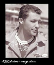 Autographed 8x10 Photo -  NASCAR - Richard Petty (The King) - JSA Certified