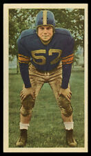 1954 BLUE RIBBON CFL~#17~WINTY YOUNG~TACKLE~WINNIPEG BLUE BOMBERS