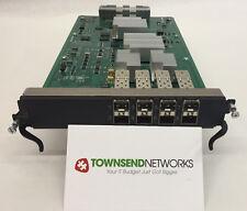 Brocade SX-FI-8XG 10G SFP+ x 8 for FastIron SX 1600, 800 Tested w/5 yr Warranty