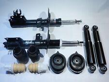 Stoßdämpfer Gas Domlager Set vorne hinten für Fiat Panda 169 1,1 1,2 1,4 1,3 D