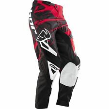 "Thor Phase Split Red Motocross Trousers/Pants Size 28"" Waist MX Enduro Off-Road"
