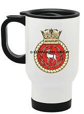 HMS AGINCOURT TRAVEL MUG