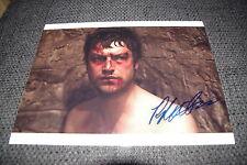 PETER SCANAVINO signed Autogramm auf 20x28 cm Foto InPerson LOOK